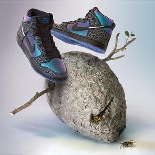 ナイキ(NIKE)のBlack Sheep x Nike SB Dunk High 27.5cm(スニーカー)