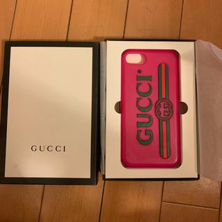 グッチ(Gucci)のGUCCI iPhone8ケース(iPhoneケース)