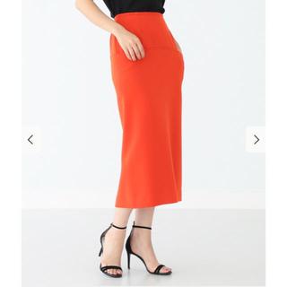 デミルクスビームス(Demi-Luxe BEAMS)のdemi-luxe BEAMS サイドポケット タイトスカート(ひざ丈スカート)