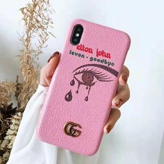 グッチ(Gucci)の新品!  GUCCI   携帯ケース (iPhoneケース)