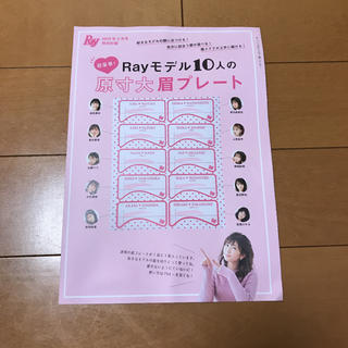 ray 付録(その他)