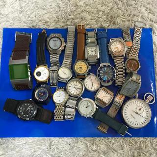 時計おまとめ13. SEIKO,dunhill, DIESEL 他(腕時計(アナログ))
