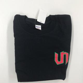 アンディフィーテッド(UNDEFEATED)の黒S UNDEFEATED ロンT 定価以下 セール! Tシャツ 新品 タグ付(Tシャツ/カットソー(七分/長袖))