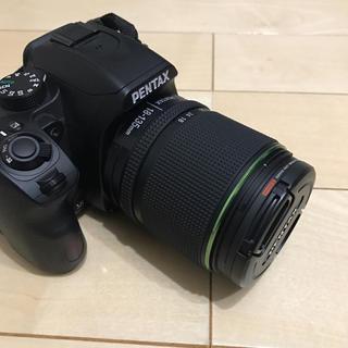 PENTAX - smc PENTAX-DA 18-135mm F3.5-5.6 美品
