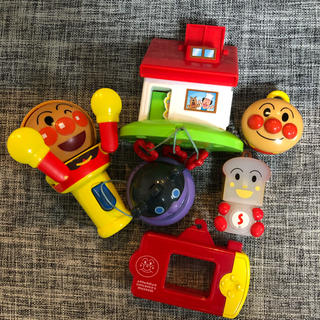 アンパンマン(アンパンマン)のアンパンマン おもちゃ いろいろ(キャラクターグッズ)
