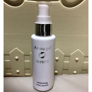アルージェ(Arouge)のアルージェ ホワイトニング ミストセラム(化粧水 / ローション)