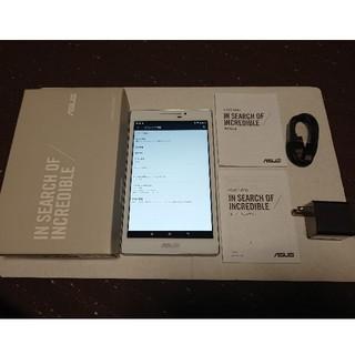 エイスース(ASUS)のASUS ZenPad for Business 7.0|M700C-WH16(タブレット)