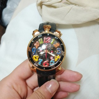 ガガミラノ(GaGa MILANO)のガガミラノ 時計 (腕時計(アナログ))