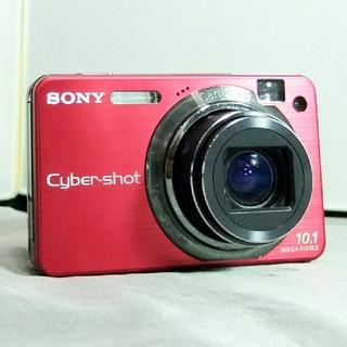 ソニー(SONY)のサイバーショット DSC-W170☆1010万画素☆メモリー2GB付き(コンパクトデジタルカメラ)