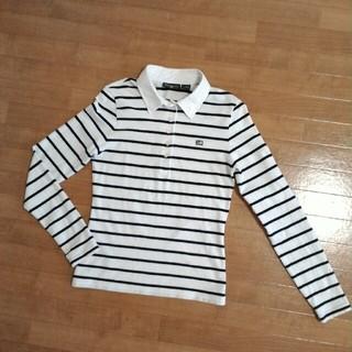 ラルフローレン(Ralph Lauren)のPolo Jeans ボーダー ポロシャツ   R27(ポロシャツ)