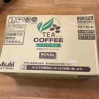 アサヒ(アサヒ)のアサヒ TEA COFFEE ティーコーヒー 24本(コーヒー)
