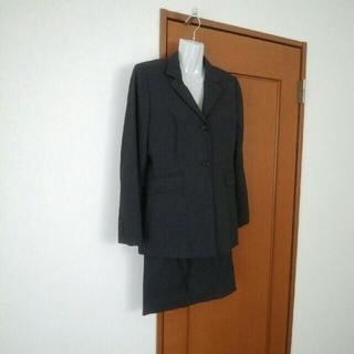 アリスバーリー(Aylesbury)のアリスバーリーのダークグレー スーツ 3点セット(スーツ)