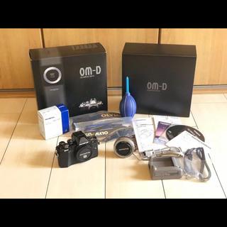 オリンパス(OLYMPUS)のOLYMPUS OM-D E-M10 Mark2  14-42mmEZ標準レンズ(ミラーレス一眼)