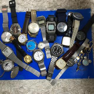 時計おまとめ16. SEIKO, CITIZEN,ALBA 他(腕時計(アナログ))