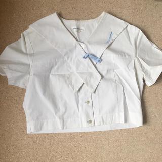 ズッカ(ZUCCa)の半袖(シャツ/ブラウス(半袖/袖なし))