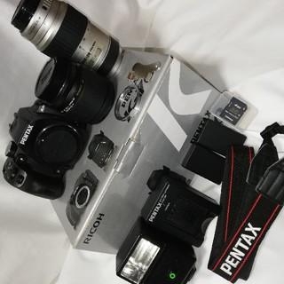 PENTAX - PENTAX K-70ボディ + レンズ2本 + アクセサリ