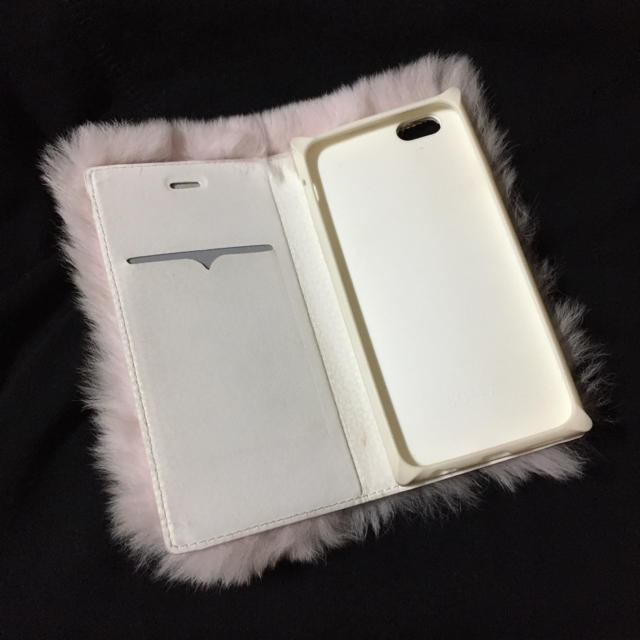 gucci iphone xr ケース 、 Bubbles - BUBBLES;【美品】iPhone6 フェイクファーケースの通販 by Gaspard's Shop|バブルスならラクマ