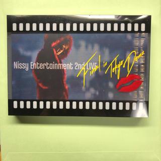 トリプルエー(AAA)のNissyライブDVD(ミュージック)