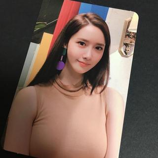 OhGG ユナ トレカ(アイドルグッズ)