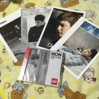 アイコン(iKON)のiKON チャヌ CD&カード(K-POP/アジア)