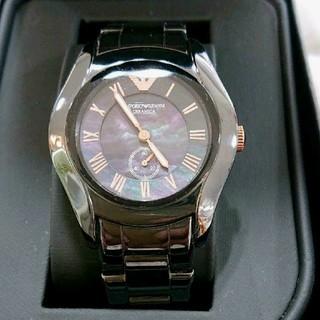エンポリオアルマーニ(Emporio Armani)の美品!EMPORIO ARMANI(エンポリオ・アルマーニ)腕時計AR-1412(腕時計(アナログ))