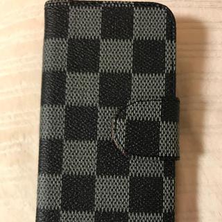 ルイヴィトン(LOUIS VUITTON)の【美品】VUITTON iPhoneケース(iPhoneケース)