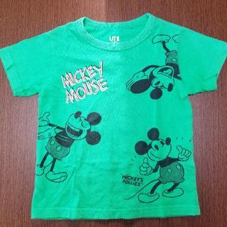 ユニクロ(UNIQLO)のTシャツ 半袖 ユニクロ 110cm KB-K806(Tシャツ/カットソー)
