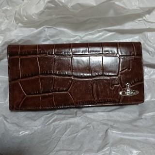 ヴィヴィアンウエストウッド(Vivienne Westwood)の☆最最終5000円❗ ヴィヴィアン・ウエストウッド クロコ財布(財布)
