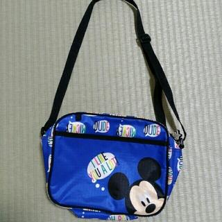 ディズニー(Disney)のディズニー 幼児登園バッグ 中古 中に名前記載あり(通園バッグ)