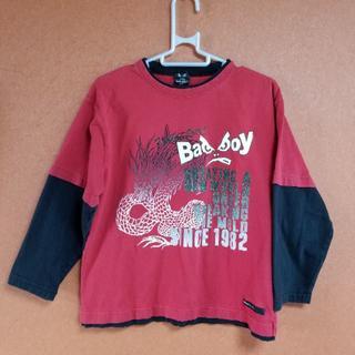 バッドボーイ(BADBOY)のカットソー 長袖 バッドボーイ 140cm KB-K948(Tシャツ/カットソー)