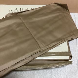 ラルフローレン(Ralph Lauren)の新品 ラルフローレン シーツ2点とピロー1点のセット(シーツ/カバー)