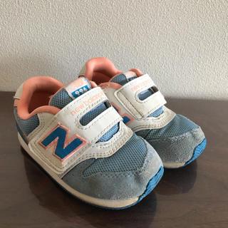 ニューバランス(New Balance)のニューバランス 14.5cm(スニーカー)