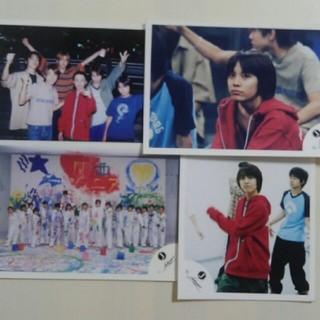 ジャニーズジュニア(ジャニーズJr.)の渋谷すばる ジャニーズJr.時代 公式写真 4枚(アイドルグッズ)