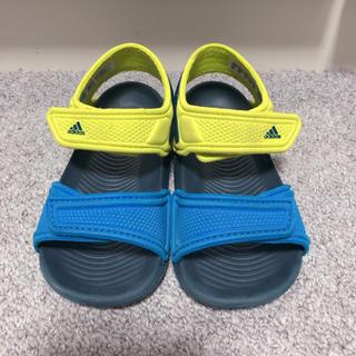 アディダス(adidas)のアディダス キッズ サンダル 13センチ(サンダル)