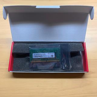 トランセンド(Transcend)のDDR4メモリ 4GB(PCパーツ)
