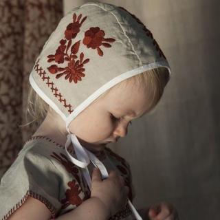 キャラメルベビー&チャイルド(Caramel baby&child )のとみい様ご専用【Apolina】2018ss ボンネット★18-24m(帽子)