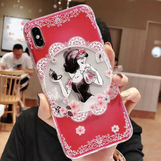 iPhoneケース ディズニー 白雪姫 管理番号1844