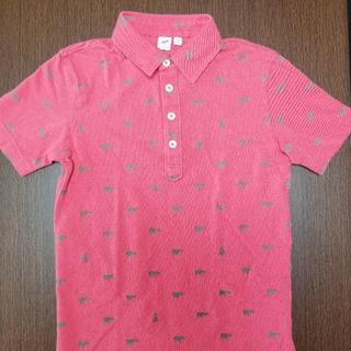 ユニクロ(UNIQLO)のポロシャツ 半袖 ユニクロ 140cm KB-K866(Tシャツ/カットソー)