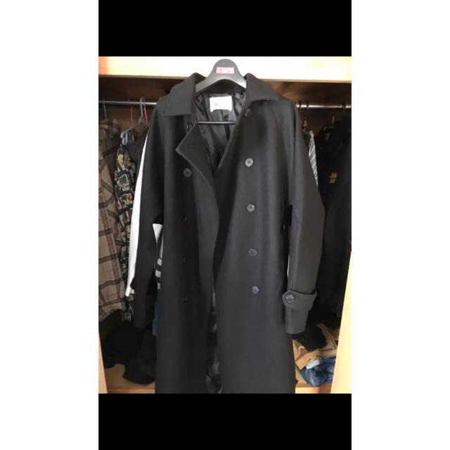 Paul Harnden(ポールハーデン)のPaul herden トレンチコート [値下げします] メンズのジャケット/アウター(チェスターコート)の商品写真