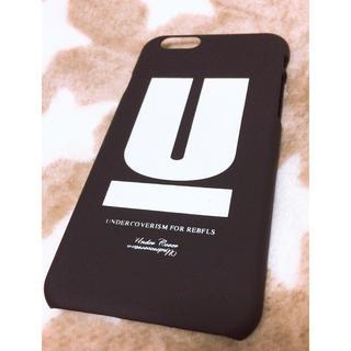 アンダーカバー(UNDERCOVER)のundercover♩¨̮ iPhoneケース ★ iPhone6,6s(iPhoneケース)