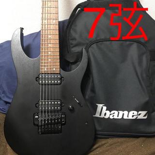 アイバニーズ(Ibanez)のibanez rg7420z k7カスタム(エレキギター)