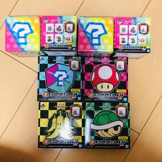 バンダイ(BANDAI)のマリオカート 一番くじ D賞 E賞 F賞(キャラクターグッズ)
