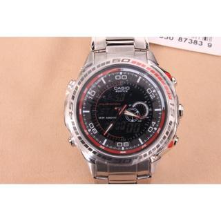 カシオ(CASIO)の☆CASIO EDIFICE EFA-121D-1AVEF多機能新品(腕時計(アナログ))