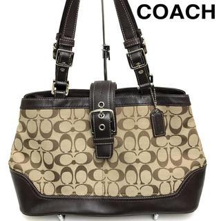コーチ(COACH)のCOACH コーチ バッグ ハンドバッグ  シグネチャー レディース かわいい(ハンドバッグ)