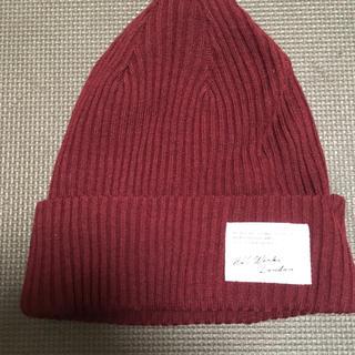 シマムラ(しまむら)のニット帽 HKWORKSLONDON(ニット帽/ビーニー)