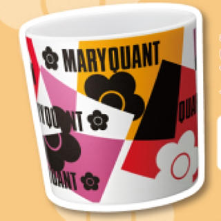 マリークワント(MARY QUANT)のマリークワント ノベルティ マグカップ(食器)