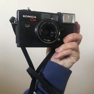 KONICA MINOLTA - フィルムカメラ KONICA C35 EF