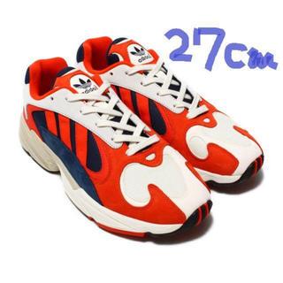 アディダス(adidas)の即完売サイズ 27.0㎝ adidas yung-1 B37615(スニーカー)