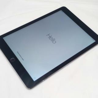アイパッド(iPad)のApple au iPad Air2 Cellular 16GB スペースグレイ(タブレット)