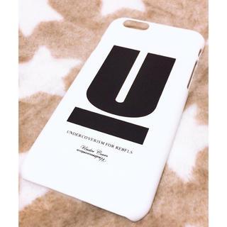 アンダーカバー(UNDERCOVER)のundercover♬*゜ iPhoneケース iPhone6,6s,7,8(iPhoneケース)